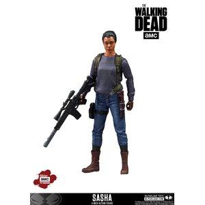 The Walking Dead - TV Version: Sasha