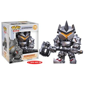 POP! Overwatch: Reinhardt  Super Sized