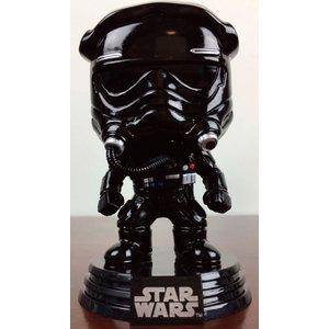 POP! Star Wars:Tie Fighter Pilot Black (Chrome)