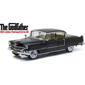 Der Pate: 1955 Cadillac Fleetwood Series 60 1/18