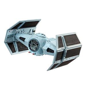 Star Wars - Episode VII: 1/121 Darth Vader's Tie Fighter