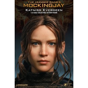 Die Tribute von Panem - Mockingjay: 1/6 Katniss Everdeen