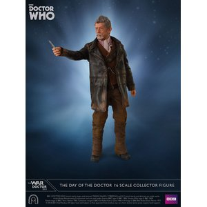 Doctor Who - Collector Figure Series: 1/6 The War Doctor