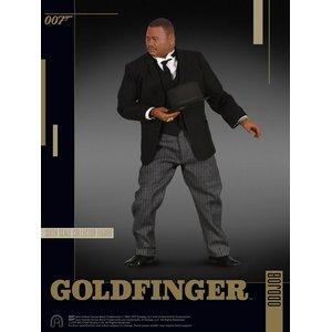 James Bond Goldfinger - Collector Figure Series: 1/6 Oddjob
