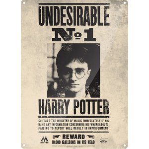 Harry Potter: Undesirable