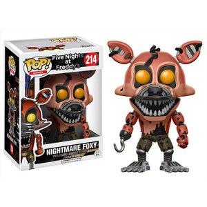 POP! Five Nights at Freddy's: Nightmare Foxy