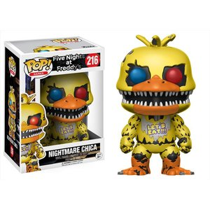 POP! Five Nights at Freddy's: Nightmare Chica