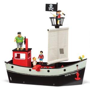 Pippi Langstrumpf: Piratenschiff Hoppetossa