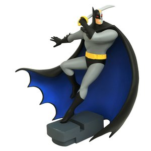 Batman - The Animated Series: DC Gallery Hardac Batman