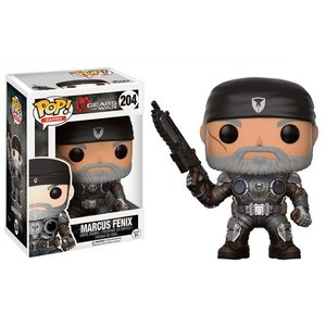 POP! Gears of War: Marcus Fenix (Old Man)