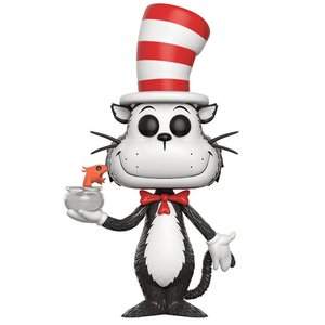 POP! Dr. Seuss: Cat In The Hat (Fish Bowl)