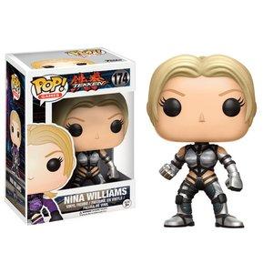 POP! Tekken: Nina Williams (Silver Suit)
