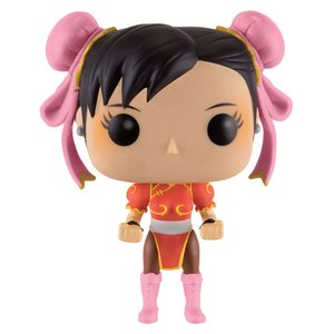 POP! Street Fighter: Chun-Li (Red Outfit)