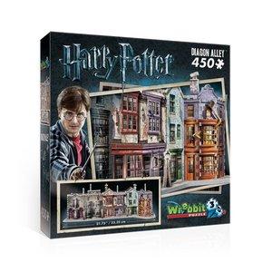 Harry Potter: Winkelgasse 3D (450 Teile)