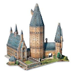 Harry Potter: Grosse Halle 3D (850 Teile)