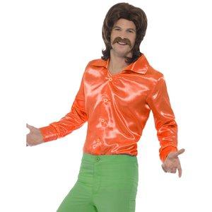 60er Jahre Disco Hemd
