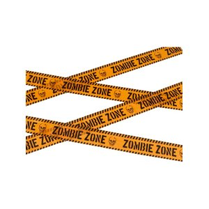 Zombie Zone Caution