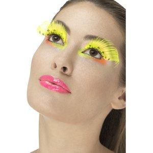 80er Jahre - Neon Polka Dot
