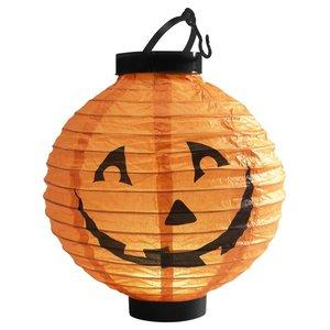 Halloween: Kürbis LED