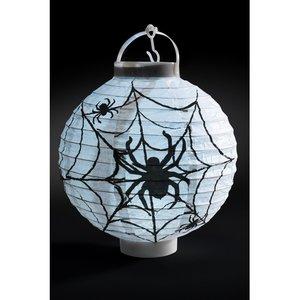 Halloween: Spinnennetz LED