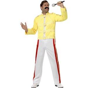 Anni 80 Queen - Freddie