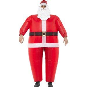 Aufblasbarer Airsuit - Weihnachtsmann Santa