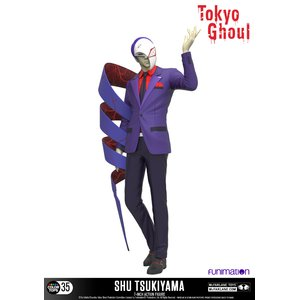 Tokyo Ghoul: Shu Tsukiyama