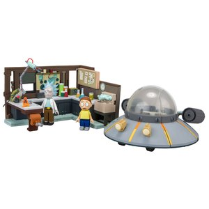 Rick and Morty: Spaceship & Garage