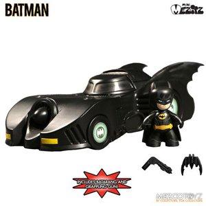 DC Universe: 1989 Batman & Batmobile