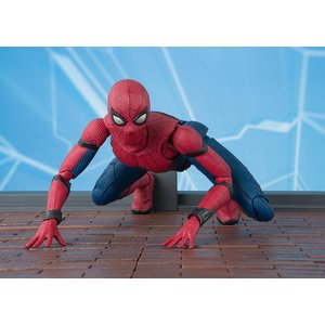 Spider-Man Homecoming: Spider-Man & Act Wall