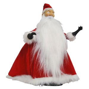 Nightmare before Christmas: Santa Claus