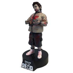 Shaun of the Dead statuette Premium Motion Zombie Ed 19 cm