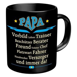 Papa Vorbild