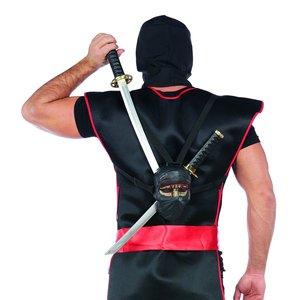 Ninja mit 2 Schwertern