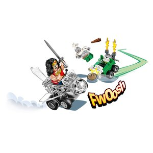 LEGO: Mighty Micros - Wonder Woman vs. Doomsday