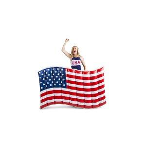 Aufblasbare US-Flagge