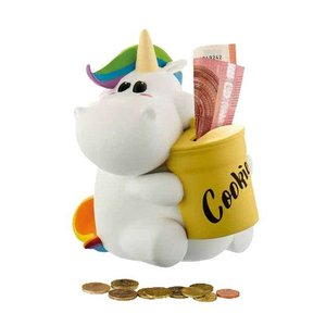 Chubby Unicorn tirelire Chubby Unicorn 16 cm