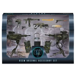 USCM Arsenal Weapons Accessory Pack