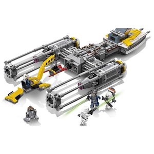 LEGO - Star Wars: Rogue One - Y-Wing Starfighter