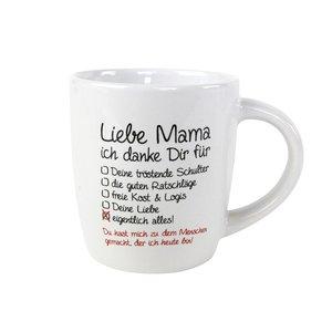 Liebe Mama...