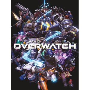 Overwatch - Artbook: The Art of Overwatch