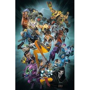 Overwatch - Artbook: Anthology Volume 1