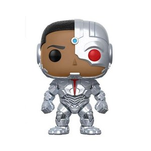 POP! Justice League: Cyborg