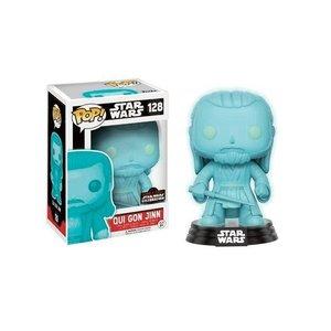 POP! - Star Wars: Holographic Qui-Gon Jinn