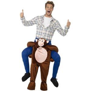 Huckepack - Piggyback: Affe - Monkey