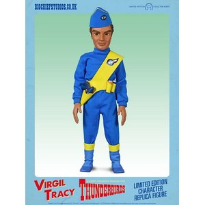 Thunderbirds - Collector Series: Virgil Tracy-  International Rescue