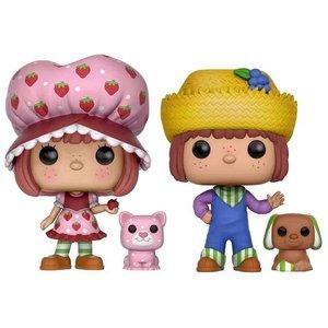 POP! - Emily Erdbeer: Strawberry Shortcake & Huckleberry Pie