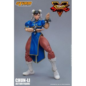 Street Fighter V: Chun-Li 1/12