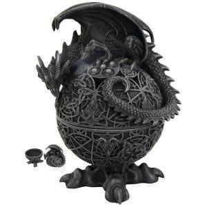 Drache - Dragon Globe
