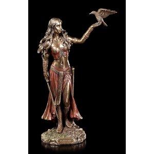 Keltische Göttin Morrigan